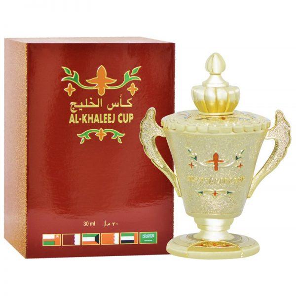 al khaleej cup 30 ml huile de parfum de al haramain