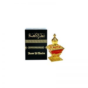 attar al kaaba 25ml huile de parfum de al haramain
