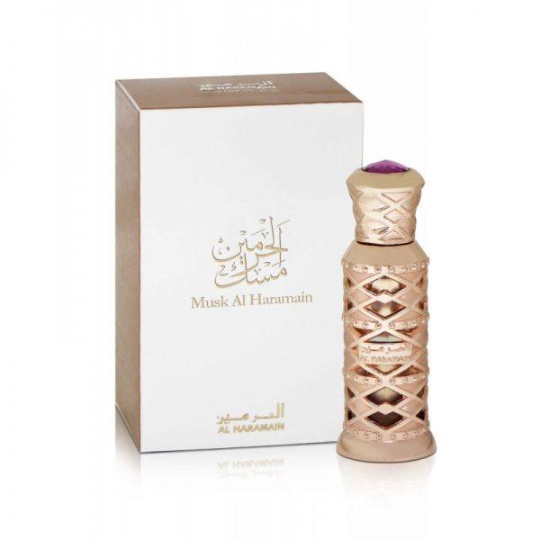 musk 12ml huile de parfum de al haramain