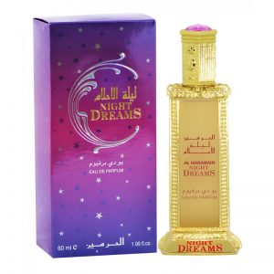 night dreams 60ml eau de parfum al haramain