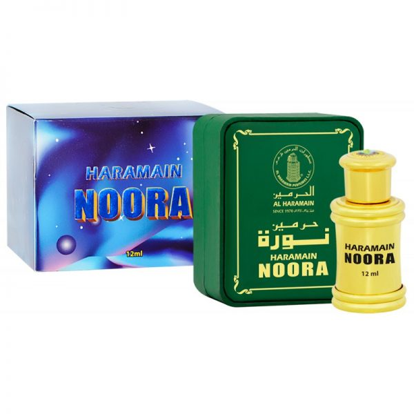 noora huile de parfum 12ml de al haramain