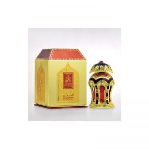 rafia gold 20 ml huile de parfum de al haramain