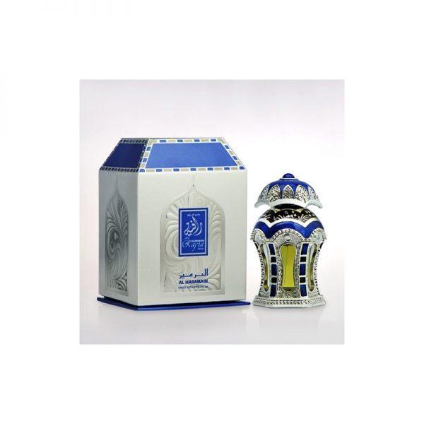 rafia silver 20ml huile de parfum de al haramain
