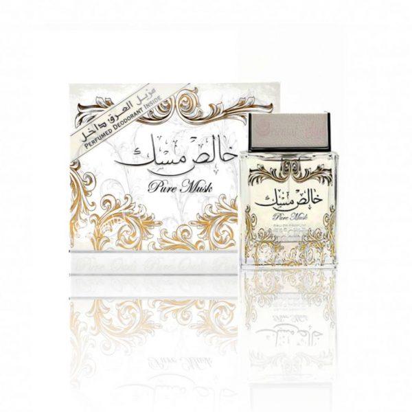 lattafa parfum pure Musc Blanc